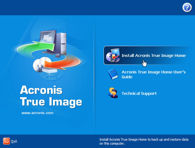 Acronis Enterprise Server