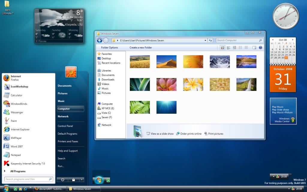 آموزش رایگان تصویری به زبان فارسی Windows 7  70-680