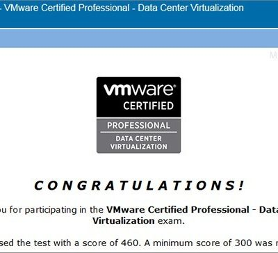 دوره مجازی سازی 5 VMware vSphere