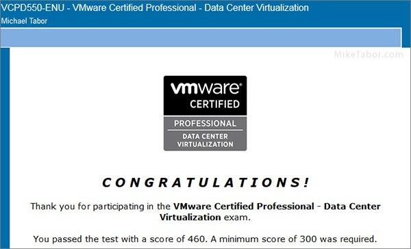 آزمون VMware Workstation