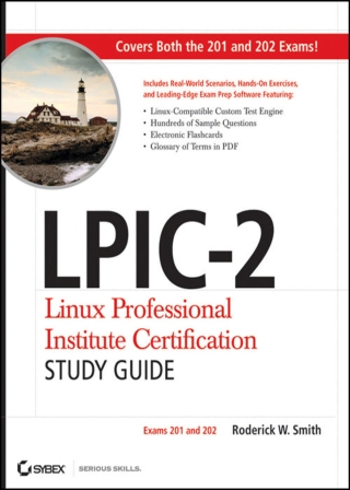 عکس جلد کتاب LPIC2