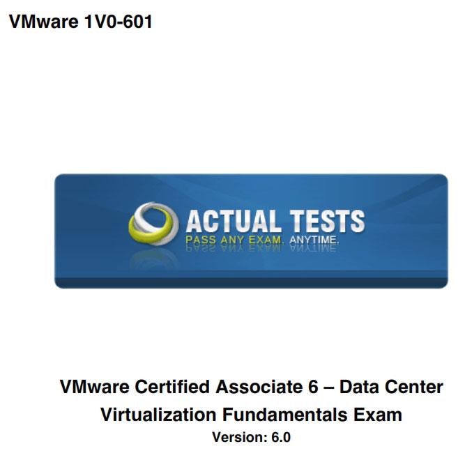کتاب آزمون vmware