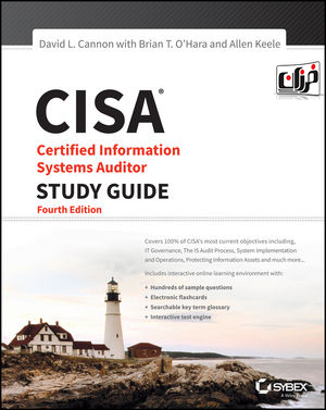 دانلود کتاب CISA : Certified Information Systems Auditor Study Guide 4th Edition 2016