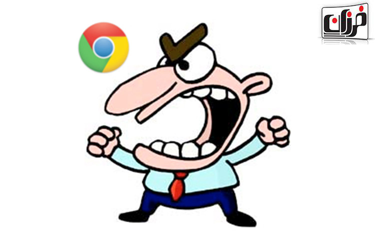 متوقف کردن پرش صفحه در گوگل کروم