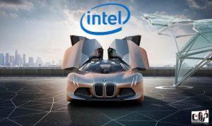 Intel with BMW
