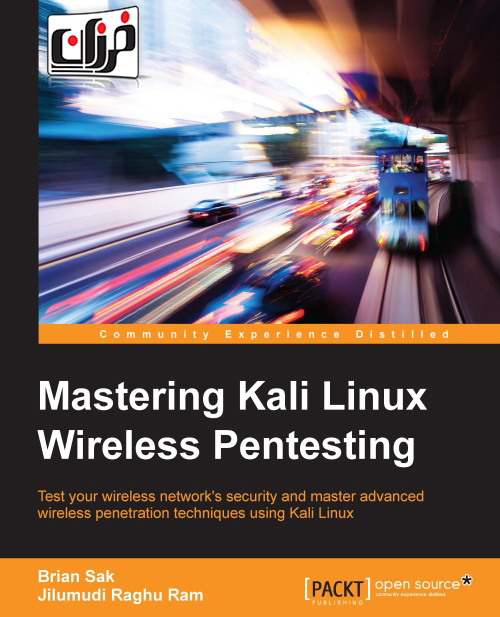 دانلود کتاب Mastering Kali Linux Wireless Pentesting
