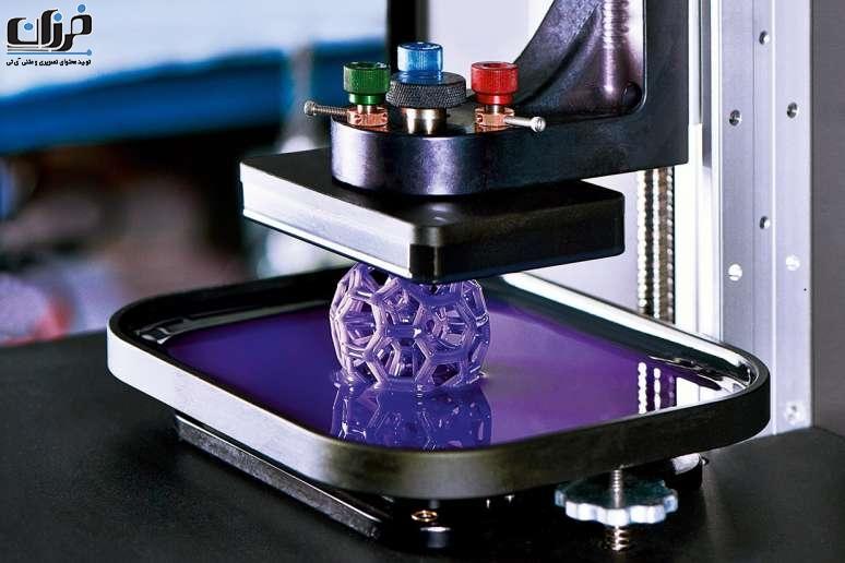 بهره گیری از پرینتر سه  بعدی در ساخت ارواره فک
