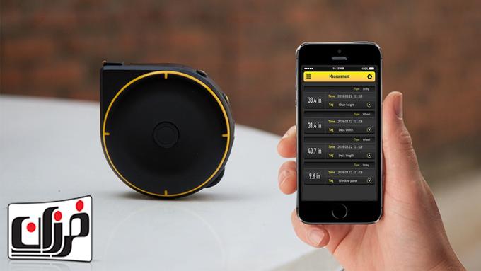 متر هوشمند Bagel با قابلیت اتصال به گوشی موبایل در کیک استارتر معرفی شد