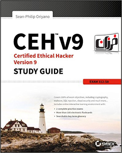 دانلود کتاب CEH v9  Certified Ethical Hacker Version 9 Study Guide, 3rd Edition 2016
