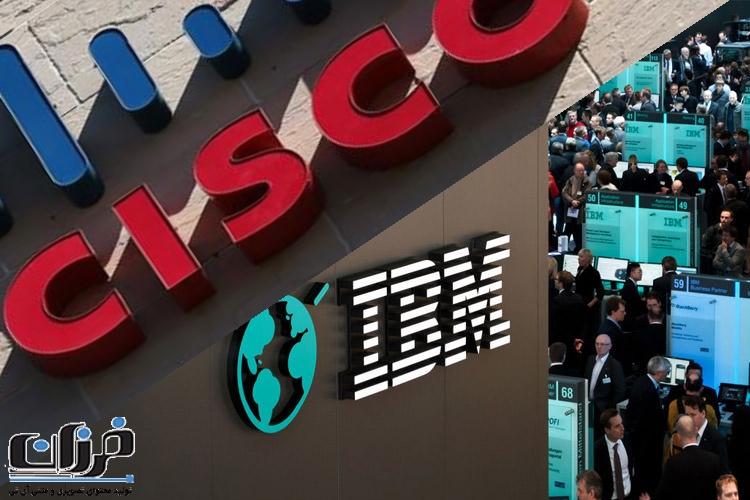همکاری IBM و سیسکو در جهت توسعه ابزار watson