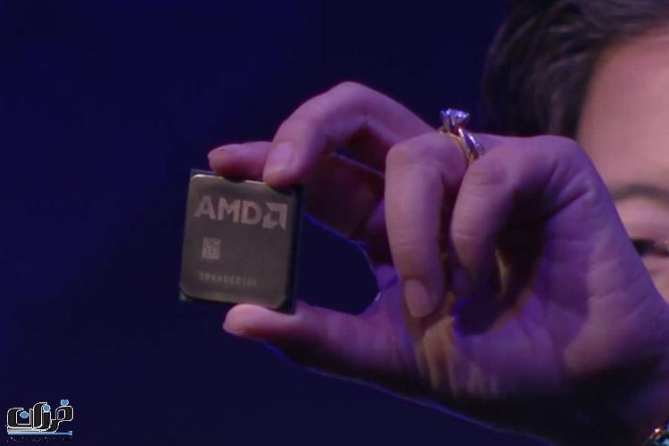 سری جدید پردازنده های ای ام دی