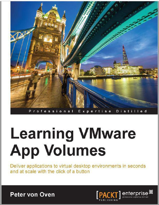 دانلود رایگان کتاب Peter von Oven – Learning VMware App Volumes – 2016