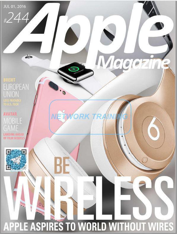 دانلود مجله Apple Magazine – ۱ July 2016