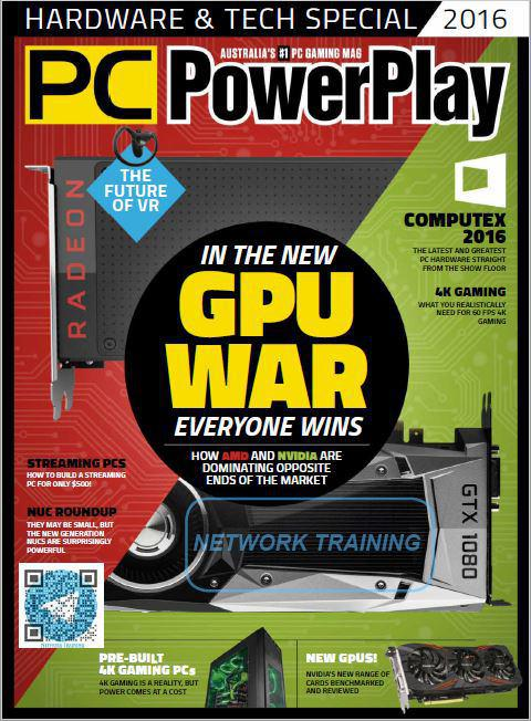 دانلود کتاب PC Powerplay Hardware & Tech Special – 2016  AU