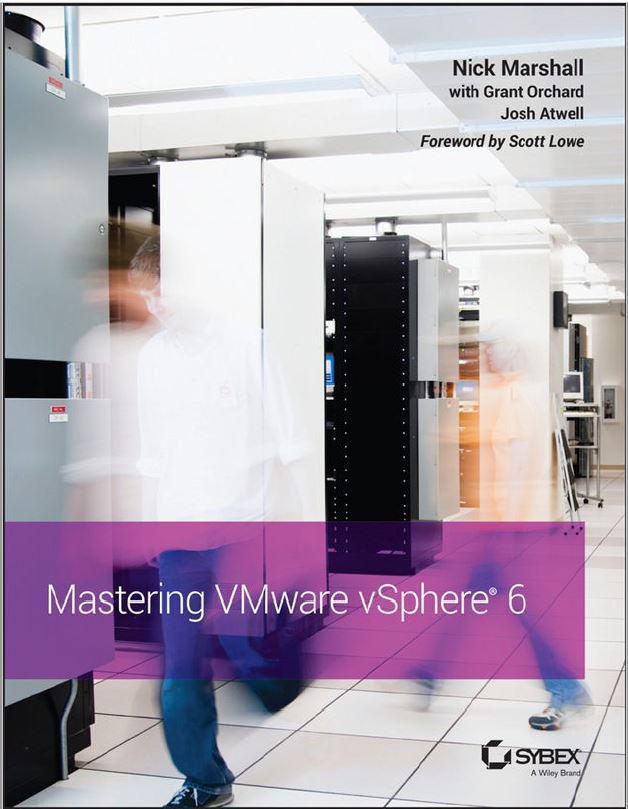 دانلود کتاب Mastering VMware vSphere 6