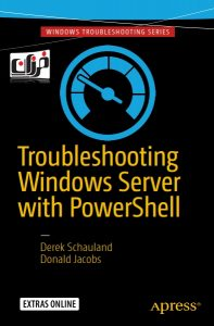 PDF رایگان کتاب Troubleshooting Windows Server with PowerShell   دانلود رایگان کتاب پاورشل ویندوز
