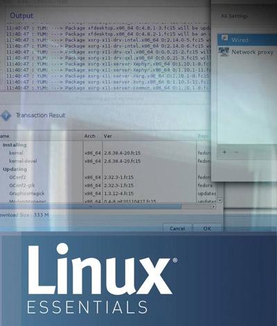 دوره آموزشی لینوکس Essentials