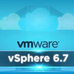 تولید نهایی ارتقا VMware vSphere 6.5 to 6.7 (7 ساعت)