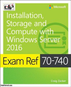 دانلود رایگان کتاب 740-70 | دانلود کتاب ۷۴۰-۷۰ مایکروسافت