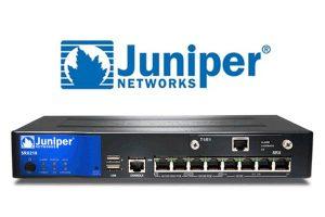 فایروال جونیپر Juniper SRX (مقدماتی)