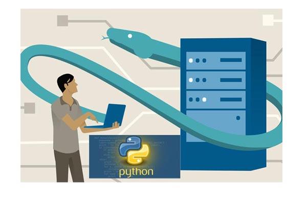 آموزش برنامه نویسی زبان پایتون فارسی python for network engineers