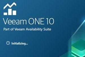 مانیتورینگ حرفه ای با Veeam ONE 10
