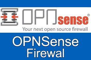 فایروال OPNsense